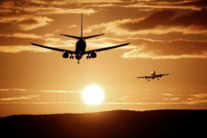 Overlijden in het buitenland - vliegtuig